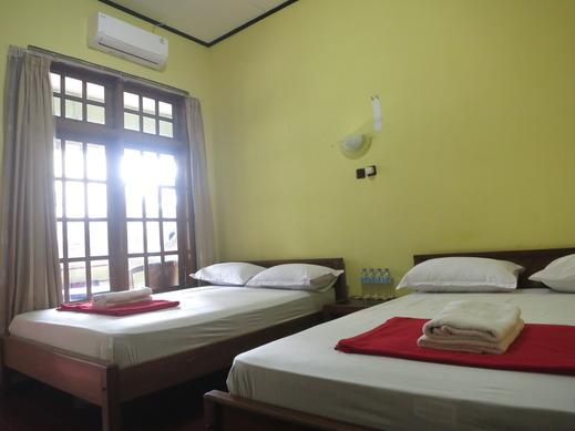 Sartika Hotel Prawirotaman Yogyakarta - Family Room