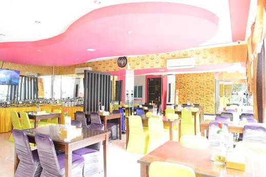 Hotel Rovi Boutique Jakarta - Breakfast Area