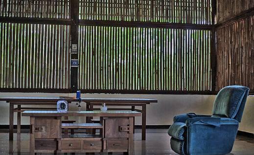 Penginapan Keluarga Cassava Resort Cilacap - Interior