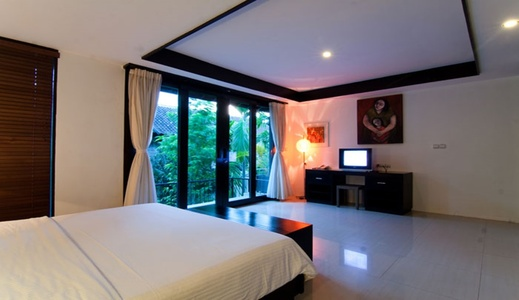 S'Cape Condotel Bali - Bedroom