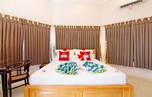 ZenRooms Air Terjun Sing - Sing Bali - Kamar tidur