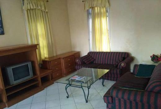 Puncak Resort Kerinci 12 by Aryaduta Cianjur - Living Room