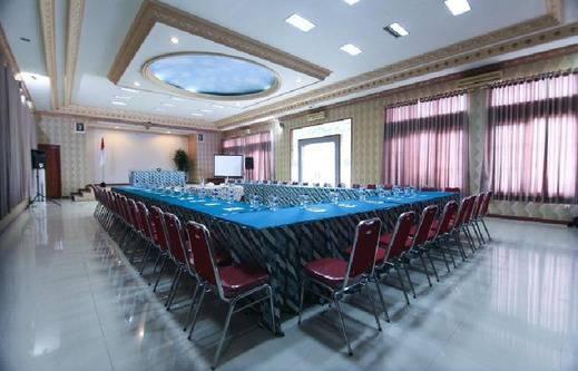 Sun Palace Hotel Mojokerto - Lounge