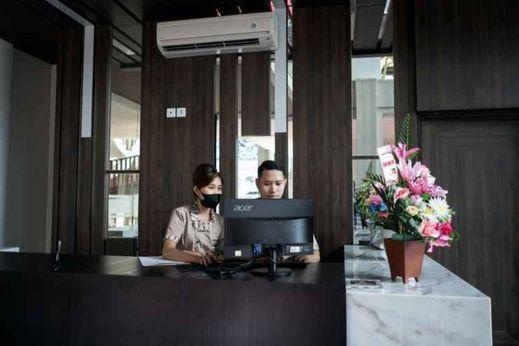Grand Samota Hotel Sumbawa - Front Office