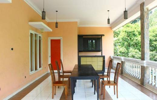 D' Palma Guesthouse by Dadistay Bogor - Interior