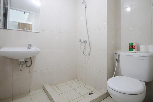 Apartemen Grand Kamala lagoon by Stay360 Bekasi - Studio Room