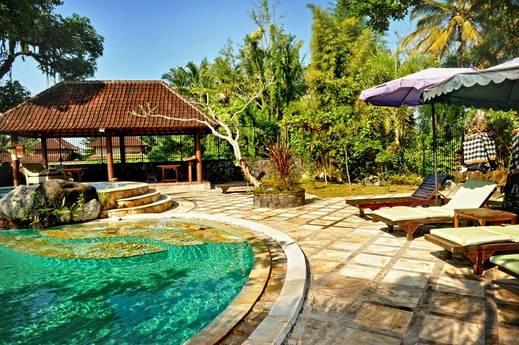 Anini Raka Resort & Spa Bali - Kolam Renang