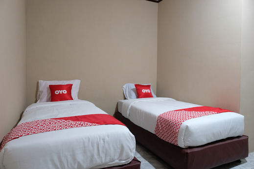OYO 1851 Homestay Joss Belitung - Bedroom