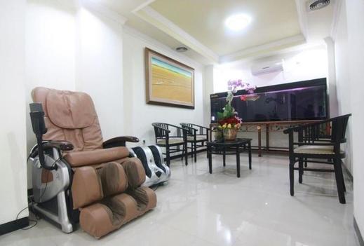 Banggalawa Hotel Ps. Minggu Jakarta - Living room