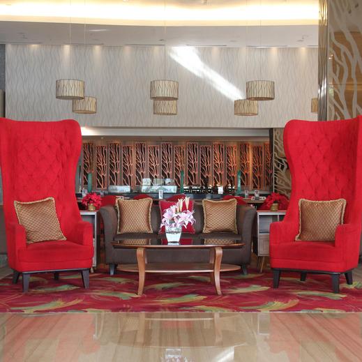 Swiss Belinn Manyar Surabaya - Area Lobby