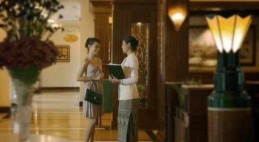 Hotel Majapahit Surabaya - Service1
