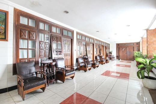 Hotel BIFA Yogyakarta - Eksterior