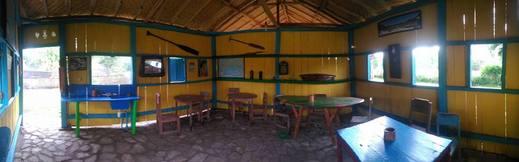 4 Pohon Ecolodge Manggarai Timur - Interior
