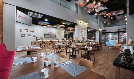 favehotel Sidoarjo Surabaya - Restaurant