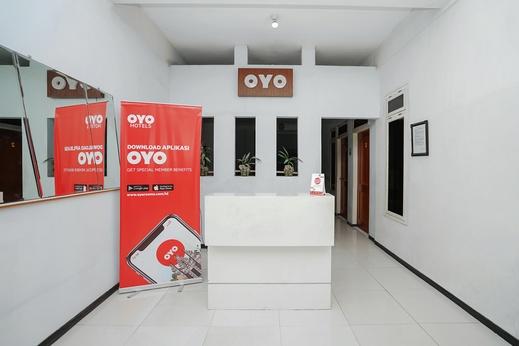 OYO 661 Galaxy Homestay Surabaya - Lobby