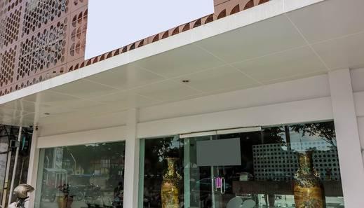 NIDA Rooms Sudirman 240 Marpoyan Damai Pekanbaru - Eksterior