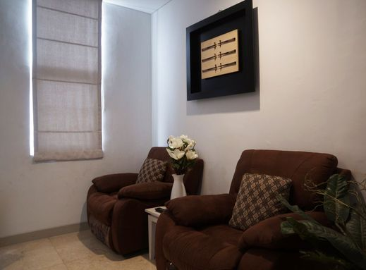 Dago Suite 3BR+1 Luxury Apartment Bandung - interior