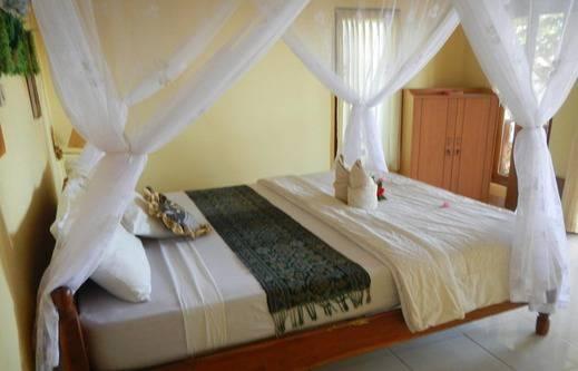 Bukit Indah Homestay Bali - Kamar tidur
