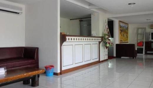 Hotel Olympic Jogja Yogyakarta - Resepsionis