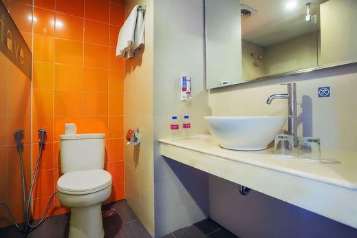 d'primahotel Balikpapan - Bathroom