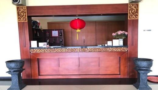 Hotel Latifa Yogyakarta - Lobby