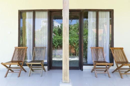 Pari Manta Cottage Bali - Entrance