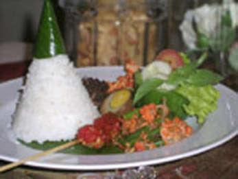 Cemara Hotel Jakarta - Makanan