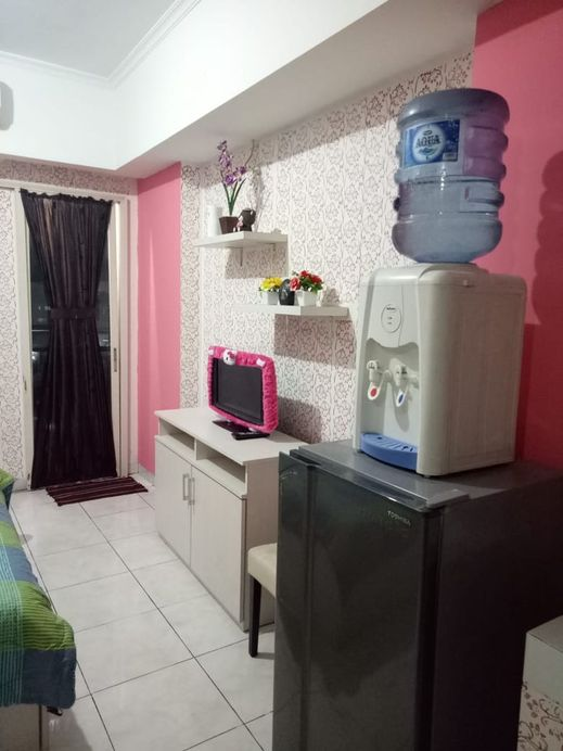WJY Apartement Margonda Residence 2 Depok - Bedroom