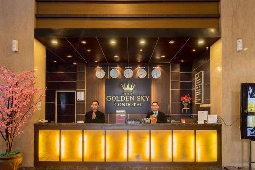 Hotel Golden Sky Pluit Jakarta - lobby