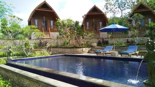 The Tukad Gepuh Cottage Bali - Exterior