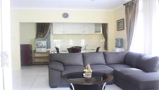Villa Sofia Kota Bunga Puncak Cianjur - interior