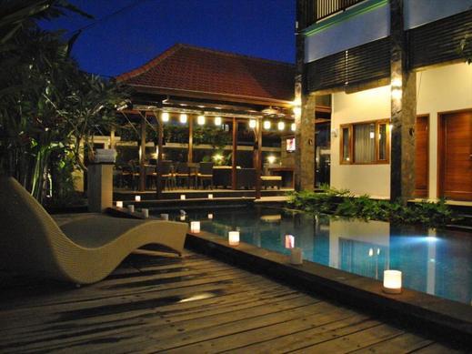 Kenanga Suites Bali - Swimming pool