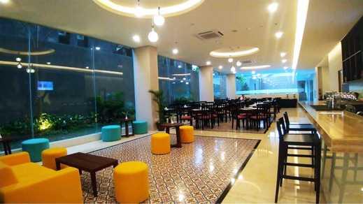 @HOM Premiere Timoho Yogyakarta Yogyakarta - New Restaurant