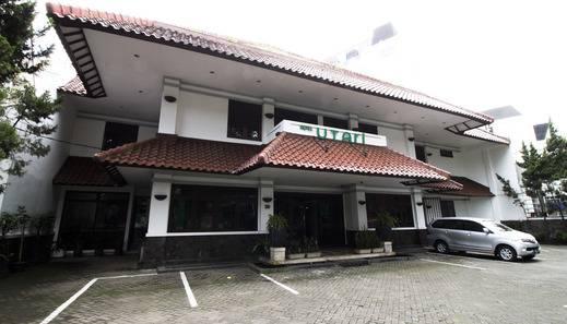 RedDoorz @Dago Bandung - Tampilan Luar Hotel