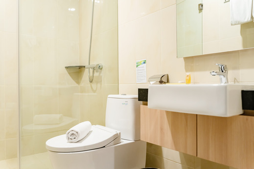Grand Paragon Jakarta - Bathroom