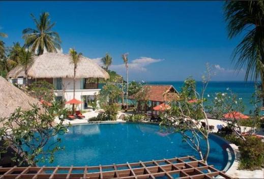 Sudamala Suites & Villas Senggigi Lombok - view