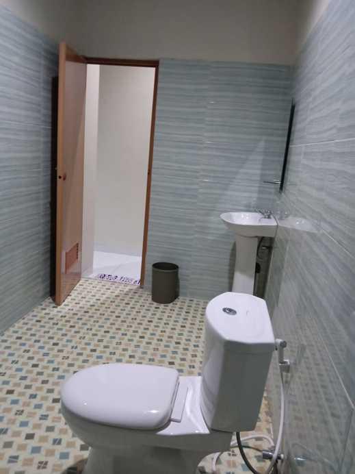 Hotel Abad Baru 1 Pangandaran - Bathroom