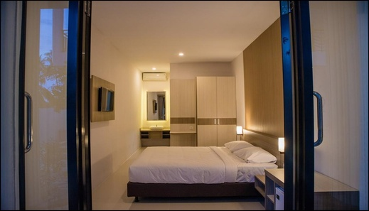 Norton Homestay Lombok - room
