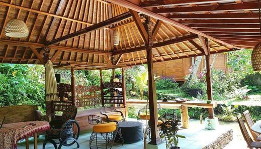 Song Broek Jungle Resort Bali -