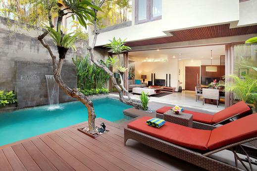 Kanishka Villas Bali - one bedroom pool villa