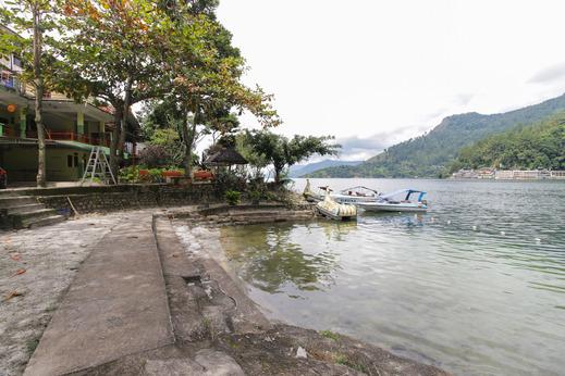 Airy TPR Sinaga 3 Parapat Danau Toba - Exterior
