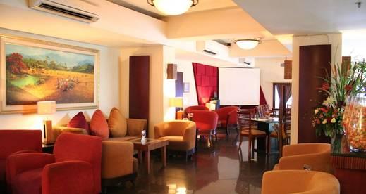 Hotel Pacific Balikpapan - Restaurant
