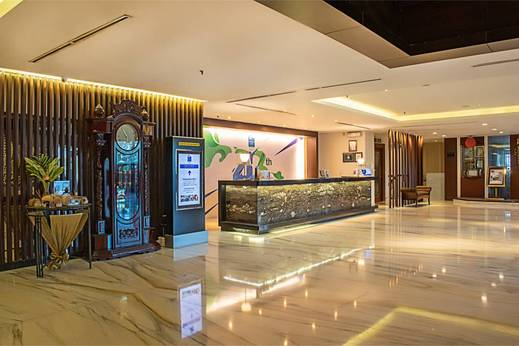 Hotel Blue Sky Balikpapan - Interior