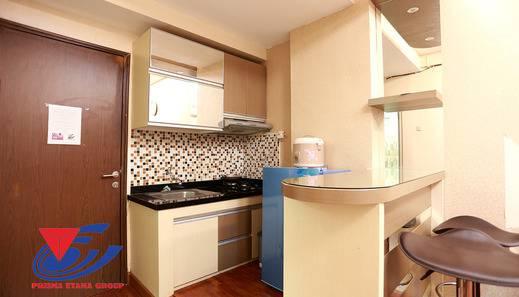 Apartment The Suites Metro Bandung - Ruang Makan