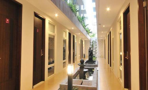 Nutana Hotel Mataram - Interior