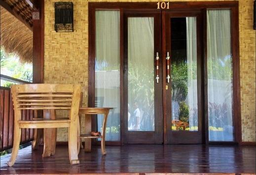 Aldi's Bungalow Lombok - Interior