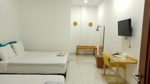 Locus Rooms Bandung - hotel