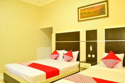 OYO 816 The SO Hotel Pangandaran - Guestroom
