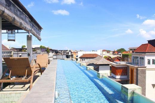 Airy Legian Troppo Zone 8 Kuta Bali - Pool
