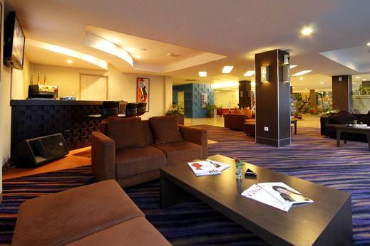 Hotel Marlin Pekalongan - Lounge